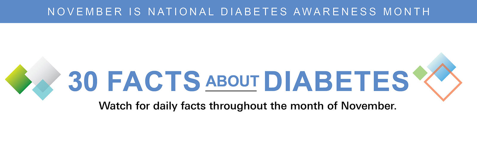 30 Facts About Diabetes presented by ARKRAY USA