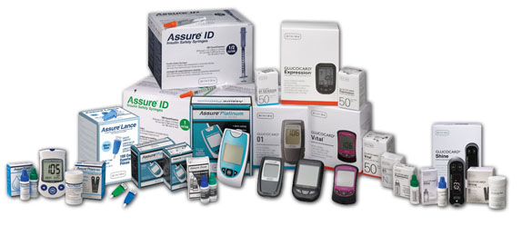 ARKRAY Diabetes Management Products